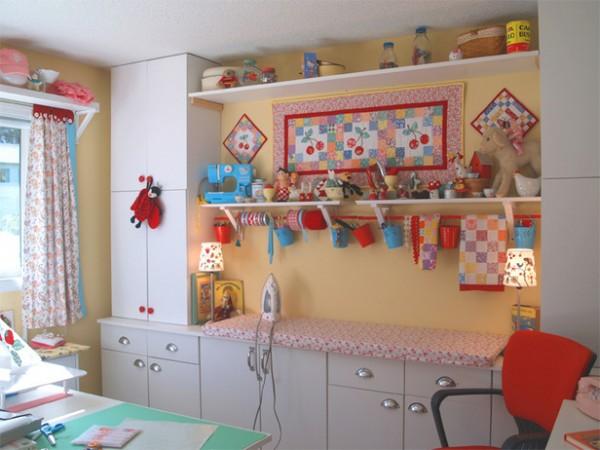 organizing craft room. craft rooms