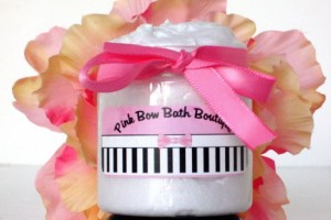 31 Days of PINK~Day 29 With Amy from Pink Bath Boutique