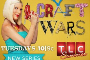 TLC Craft Wars TONIGHT!!  YEEEHAWWW!!