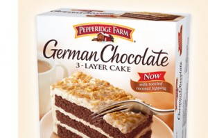 Pepperidge Farm!!! Wow it's been 75 Years!!!  Happy Anniversary!
