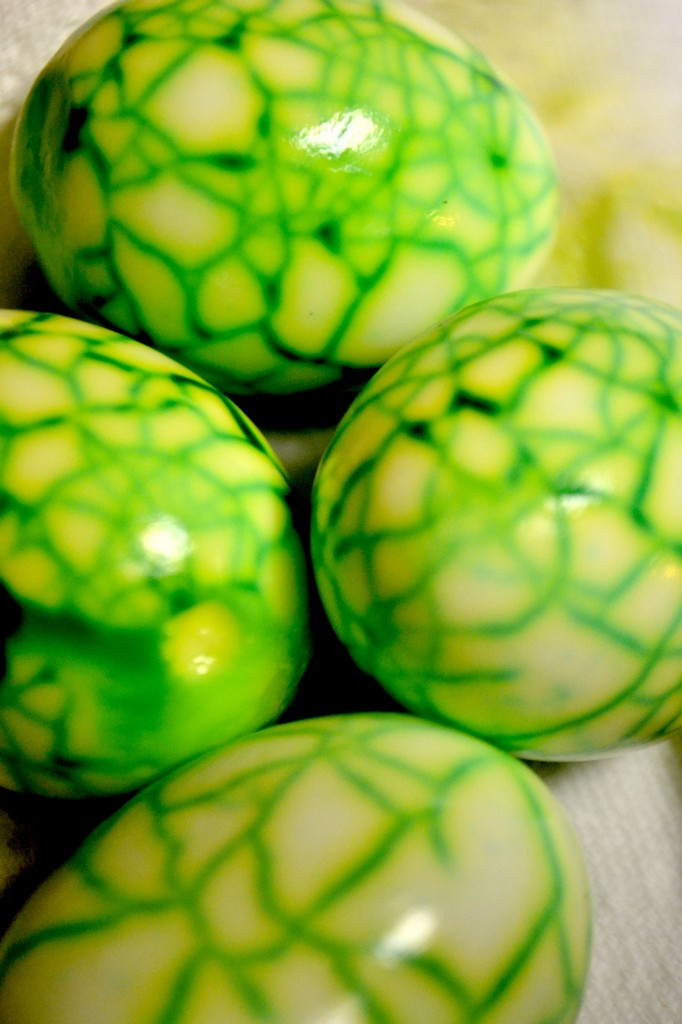 Green Goblin Eggs Guest Post
