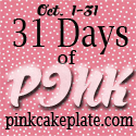 31 Days of Pink Kick Off!