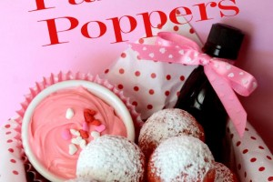 {Recipe} National Pancake Day~Pink Pancake Poppers!!