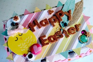 Egg Cartons My Fun Craft Obsession!! Using Dear Lizzy Fifth & Frolic!!!