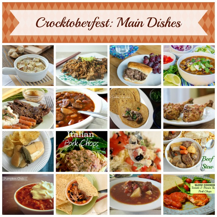 Main Dishes Collage 1