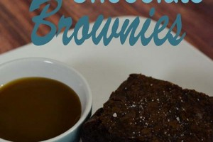 Cafe Zupa Cookbook Review! And Brownie recipe!