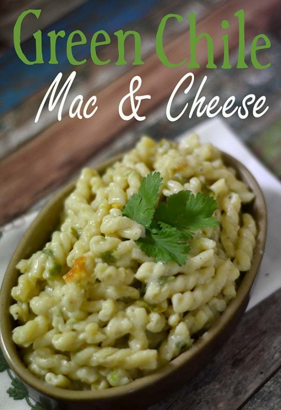 Green Chile Macaroni And Cheese Recipes — Dishmaps