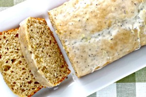 Lemon Poppyseed Bread~Recipe