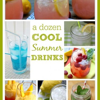 Summer Drinks Collage2