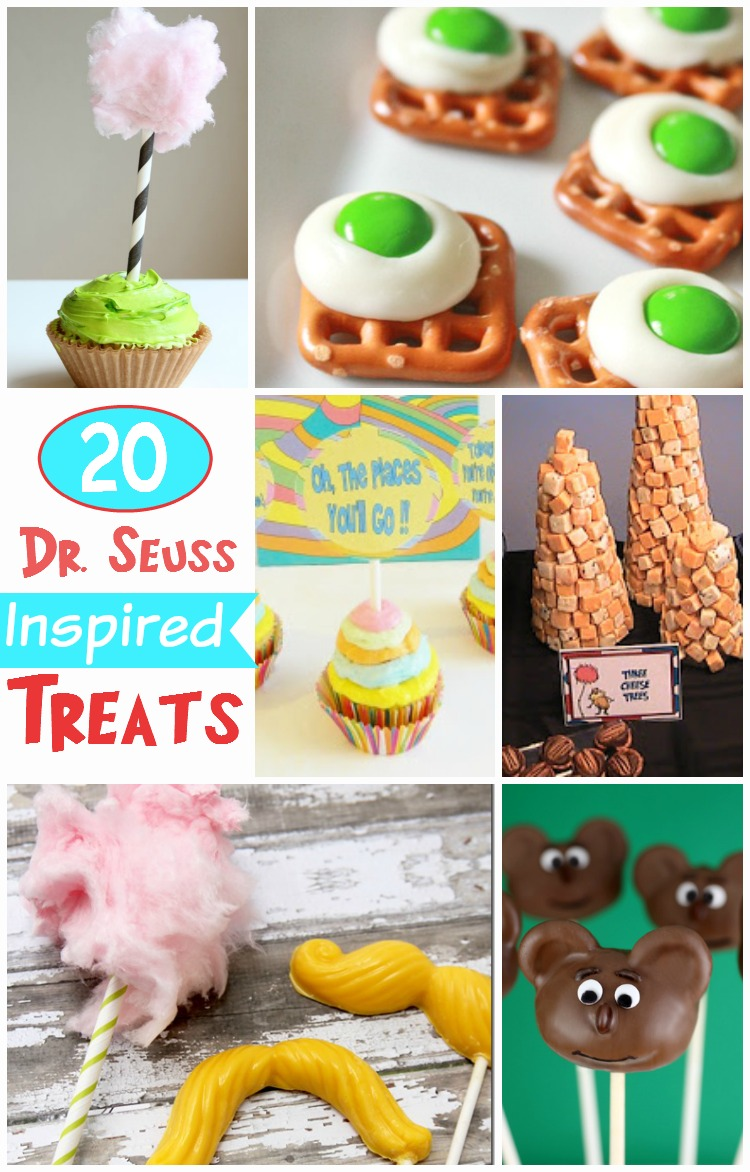 Dr Seuss Inspired Treats-1