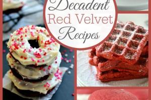 Red Velvet Love!! 30 plus Decadent Recipes!