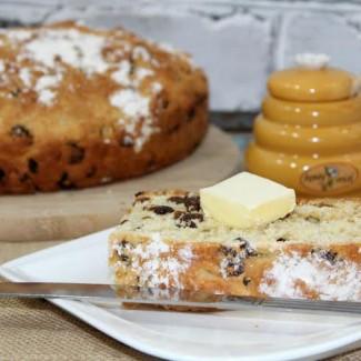 Iris Soda bread 3