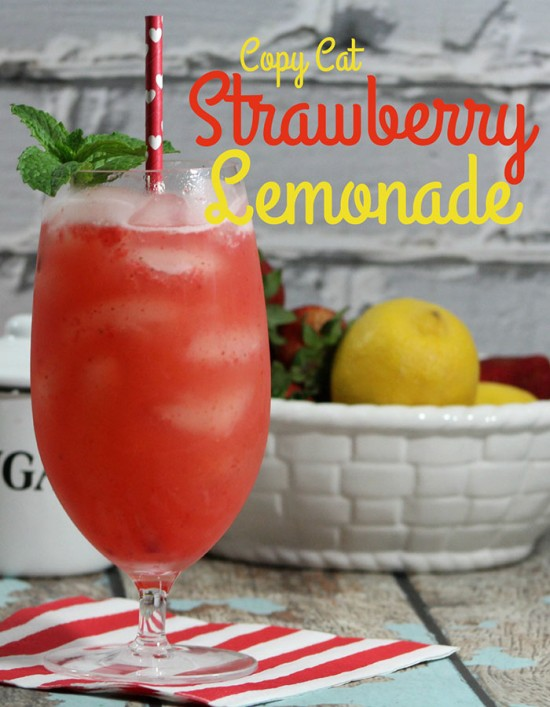 Strawberry Lemonade hero1