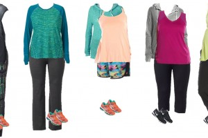 Plus Size Work Out Fashion From Kohls