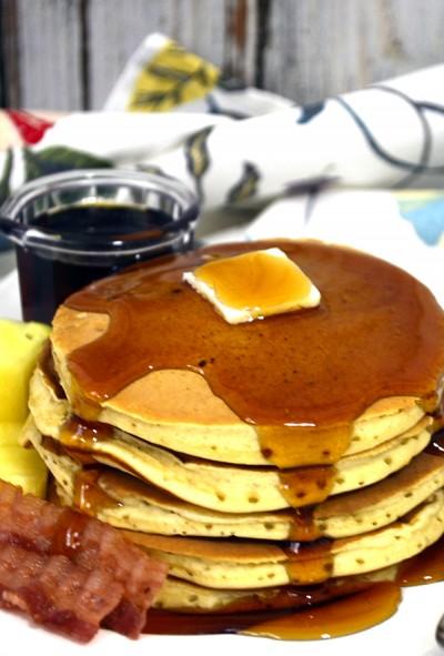 classic buttermilk pancakes 1