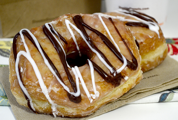 Cake Donut Sold At School Breakfaast