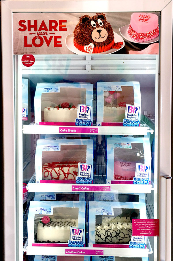 Baskin Robbins Icing On The Cake Review