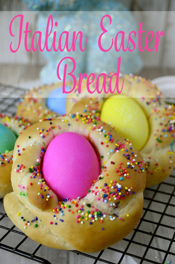 Baby Italian Easter Bread | Rhodes Kids Baking