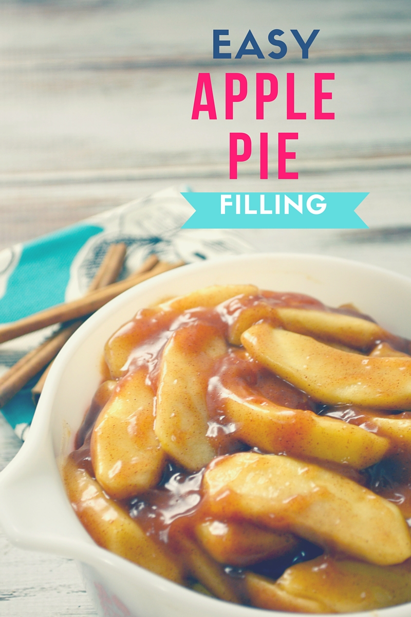 Apple Cake Made With Apple Pie Filling