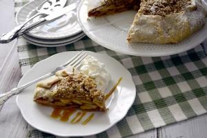 apple pie galette 4
