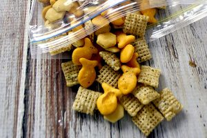Theme Park Backpack Packing List and Ranch Snack Mix