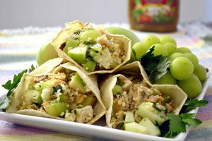 Easy Summer Meal Wrap it up!