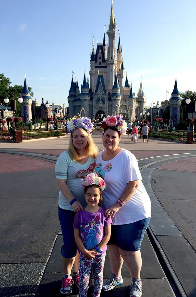 floral ears castle
