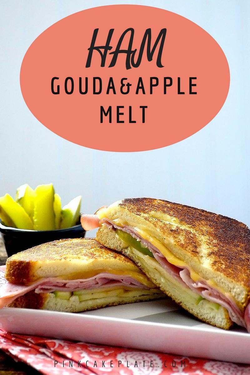 Ham gouda apple melt(3)