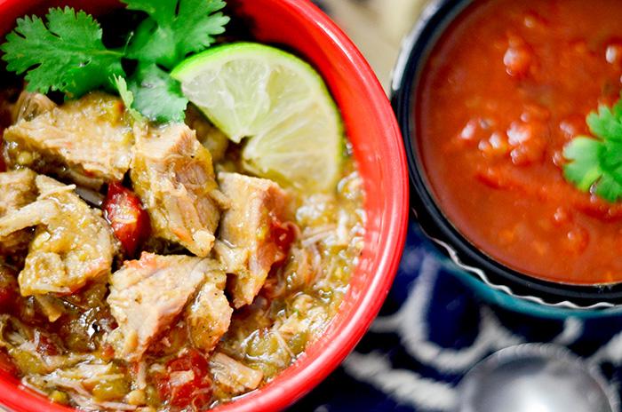 Slow Cooker Pork Carnitas Stew