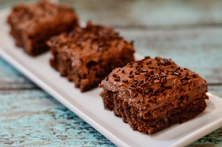 Milk Chocolate Brownie Recipe