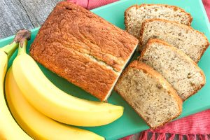 WDW Animal Kingdom Boma Banana Bread