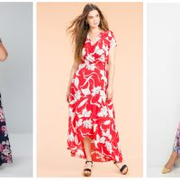Plus Size Maxi Dresses for Spring & Summer