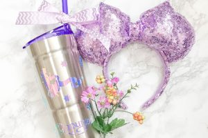 DIY Rapunzel Stainless Steel Travel Cup
