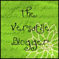 My first Blog Award!!!
