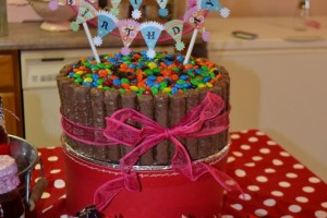 Candy Bowl Cake Tutorial
