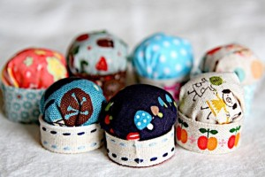 Mini Pin Cushion Love!!