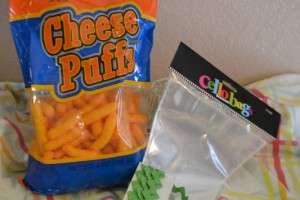 "Easter Basket Treat ""Cheese Carrot""???"