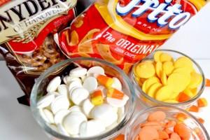 Salty Sweet Harvest Crunch!