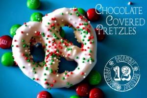 Chocolate Treats for Christmas!