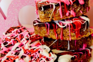 Sweet Marie Valentines Bars!