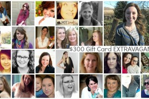 {Giveaway} Gift Cards Galore!