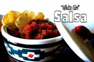 """{Recipe}  """"White Girl"""" Salsa with Gourmet Garden"""