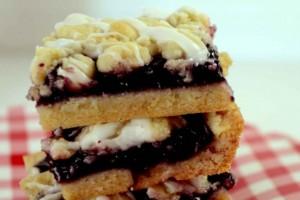 Blueberry Pie Bars {Recipe} 20+ Fantastic Summer Recipes!