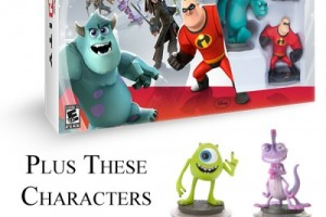 "Are you a ""Gamer""? Are you a HUGE DISNEY fan? want to win the new Disney Infinity Game??"