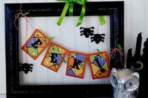 EEK!! A Spider!! My First post on Spellbinders Paper Arts!