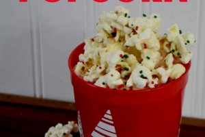 Holiday Crunch Popcorn Recipe