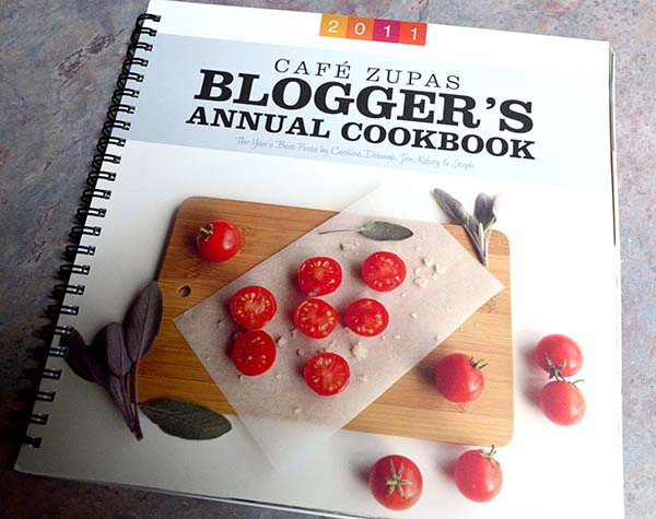 Cafe Zupa Blogger Cookbook Review at Pinkcakeplate.com