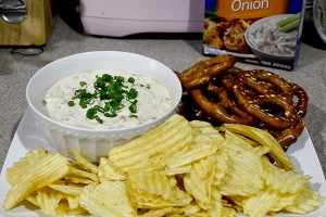 Classic Onion Dip are you ready for the Holidays???