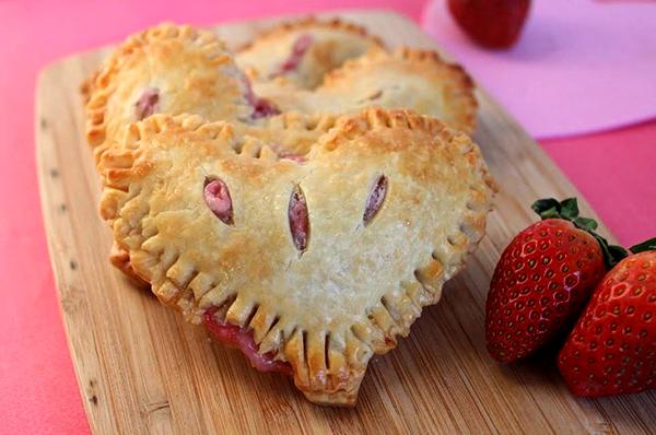 strawberryminitart