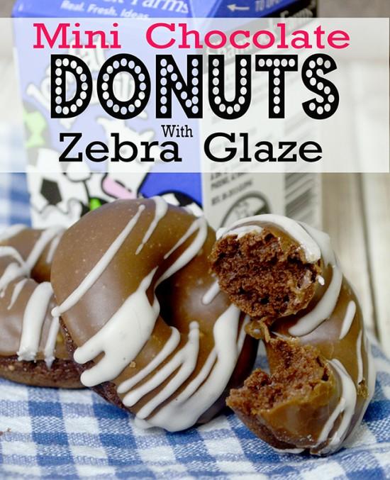 mini chocolate donuts with zebra glaz2